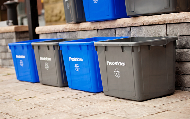 Recycling and garbage program review