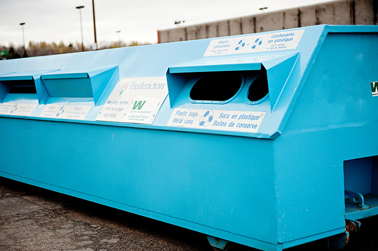 Recycling depots introduced throughout the City
